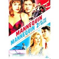 Dvd Me Enamore De Un Maniqui 1 Y 2 ( Mannequin 1 Y 2 ) 1987
