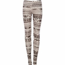 Leggins Estilo Etnico Pull And Bear Bershka