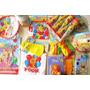 Cotillón Cumpleaños Kit Completo Winnie Pooh Para 12