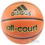 Bola Adidas Basquete All Court Oficial N7 Couro