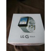 Reloj Inteligente Lg Electronics G Watch-blanco
