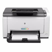 Impresora Hp Cp1025nw Laser Color Wifi / Red Y Usb