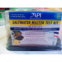 Test De Agua Salada Master Kit Api