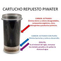 Repuesto Cartucho Pi Water Nikken Cambialo C/ 9 Meses Aprox.