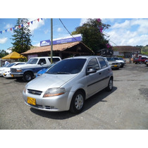 Chevrolet Aveo Five 2007 Mt