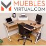 Mueble / Rack Para Pc Esquinero Varios Modos De Uso