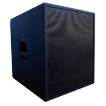 Caixa De Som Amplificada Sub Woofer Jbl 15sw5p Ativa 1200rms