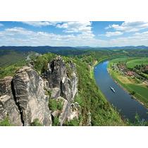 Rompecabezas Ravensburger De 1000 Piezas: Elbe Sandstone