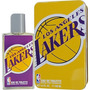 Perfume Los Angeles Lakers De La Nba Colonia Set De Regalo