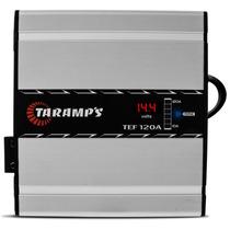 Fonte Automotiva Taramps Tef 120 A Bivolt Carregador Bateria