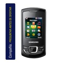 Samsung E2550 Monte Slider Cám 1.3mpx Sms Radio Fm/mp3