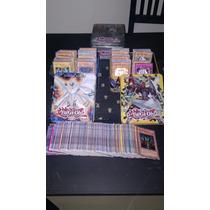 Yu Gi Oh - Lotes De 100 Cartas Originales !