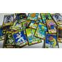 Cards Dragon Ball Z Gt City Super Lote Com 200 Cards Lacrado