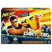 Pistola Nerf Speedload 6