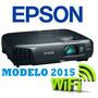 Proyector Epson S18+ 3000 Lum Usb Pendrive Directo Hdmi Wifi