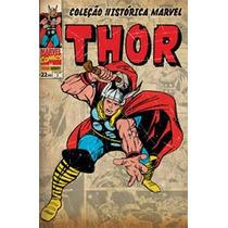 Coleção Histórica Marvel 2 Thor Panini