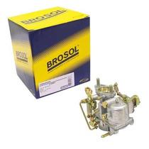 Carburador Solex Brosol 112091 30pic Fusca 1300 Gasolina