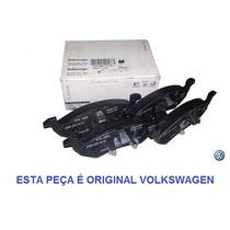Jogo Pastilhas Freio Gol Gvi Peça Original Volkswagen