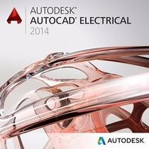 Autocad Electrical 2014 Español Licencia 1 Pc 32/64 Bit
