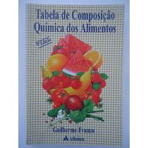Tabela De Composição Química Dos Alimentos Guilherme Franco