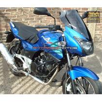 Parabrisas Rouser Pulsar 150 180 200 220 Antares Motos Zn