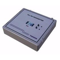 Tx850fm - Transmissor De Fm Pll Hi-fi Estéreo, 500 Mwatts.