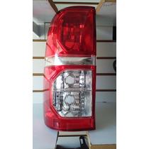Lanterna Traseira Hilux Pick Up 2012 2013 Semi Nova Fitam