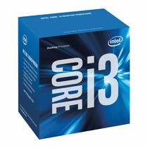 Processador Intel 1151 Core I3-6100 Cache 3mb, 3.7ghz Box