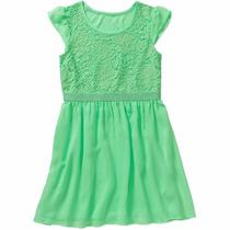 Vestido De Fiesta Nena Importado Divino 4, 5; 7, 8,10/12años