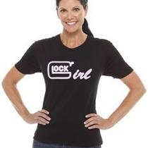 Camiseta Feminina Glock Perfection Pronta Entrega