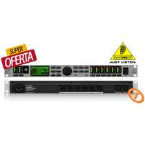 Processador Ultra Driver Behringer Dcx 2496le Dcx2496le