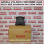 Air Bag Volante Fortuner Hilux 2012 2014 Original Toyota