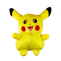 Pelúcia Pikachu 30cm Altura Pokémon X Y Nintendo