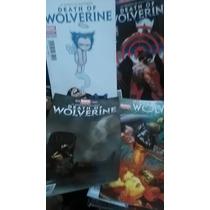 Wolverine #12 Muerte De Wolverine Televisa Español