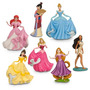 Set De Figuras Princesas Disney Y Figuras De Star Wars