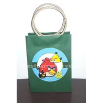 Bolsita Para Dulces Angry Birds