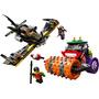 Lego Super Heroes 76013 Batman La Aplanadora Vapor De Guasón