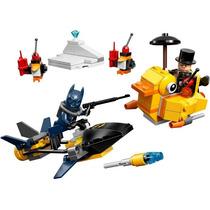 Lego Superheroes 76010 Batman Cara A Cara Contra El Pingüino