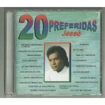 Cd Jessé - As 20 Preferidas (20 Gravações Originais Rge)