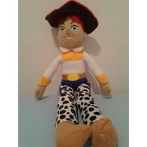 Boneco De Pelúcia Jessie Toy Story 56 Cm