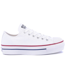 Tênis Converse All Star Ct As Platform Ox Branco Ce00350001