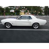 Ford Mustang De Coleccion 1967 (nuevo)