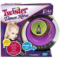 Twister Dance Rave Juego Electronico De Hasbro