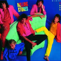 Rolling Stones - Dirty Works ( Nuevo Congreso / Once )