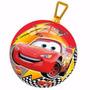 Pelota Canguro Kangaroo Ball Cars Con Manija Grande Inflable