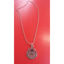 Collares Metalicos Cromados De Las Chivas De Guadalajara