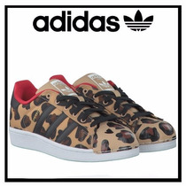 Zapatillas Adidas Originals Superstar Animal Print # S79460