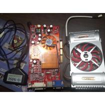Tarjeta De Video Agp 8912 Msi Ver:330 Nvidia Geforce Fx 5600