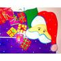 Adorno Navidad San Nicolas Para Puertas De Casa En Madera
