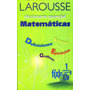 Larousse Diccionario Esencial De Matematicas - Larousse<br><strong class='ch-price reputation-tooltip-price'>$ 95<sup>00</sup></strong>